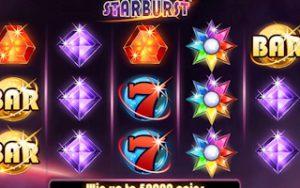 Speel Star Burst Online